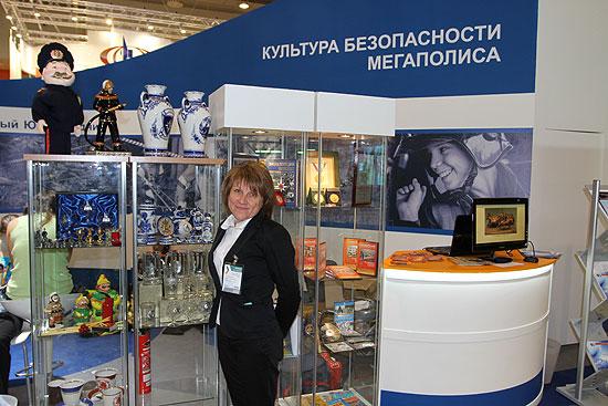 Выставка Комплексная Безопасность 2013
